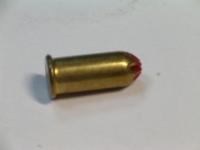 .22口徑火葯筒, 直筒型, (高速槍用)