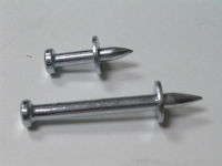 """1/4"""" Head Pins (with 3/8"""" steel washer)"""