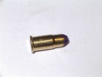 .22口徑火葯筒, 頸部收口型 (低速槍用)